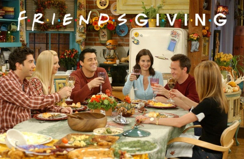Rally Your Crew And Spend 'Friendsgiving' On The Warner Bros. Studio Tour Lot This Year