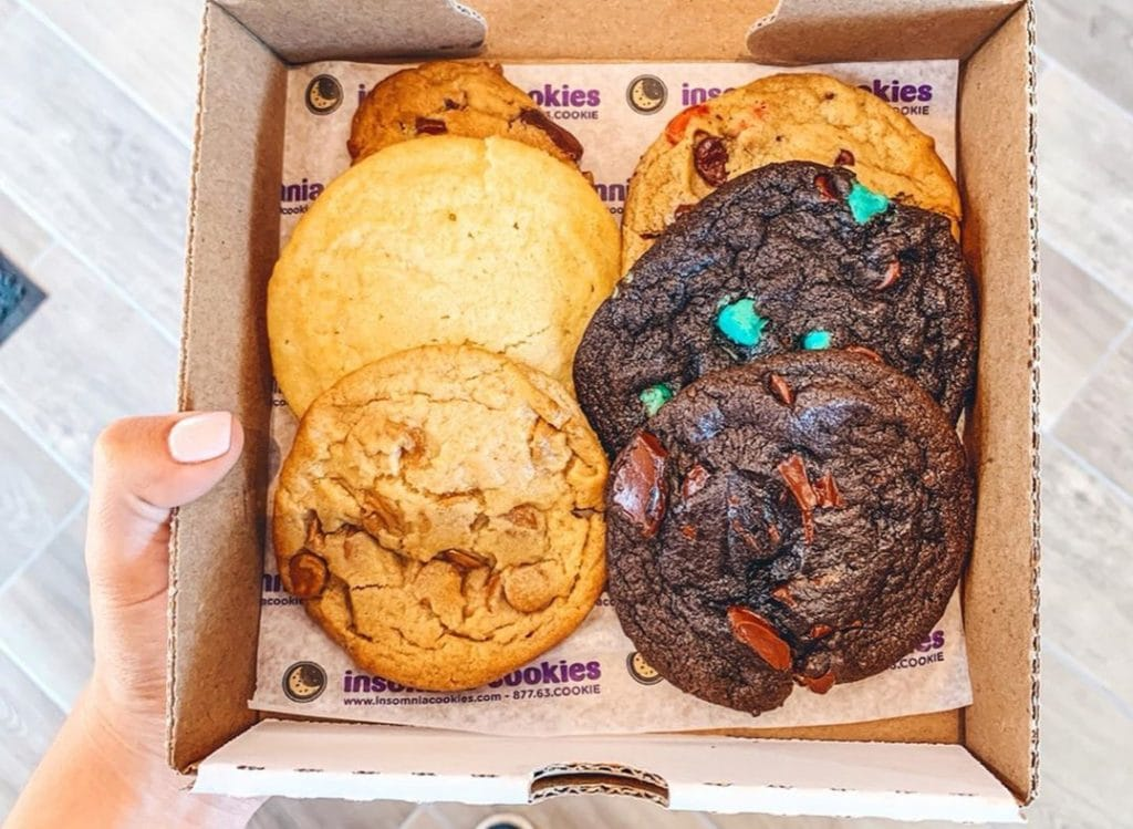 Insomnia Cookies Is Gifting One Lucky Student A Cookie For Every Day Of College