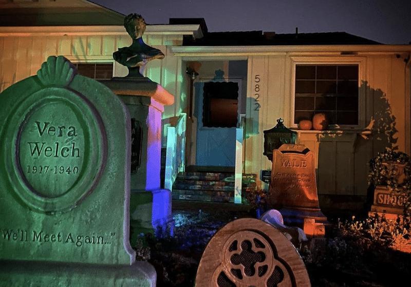 The Best Neighborhoods In L.A. With Halloween Spirit