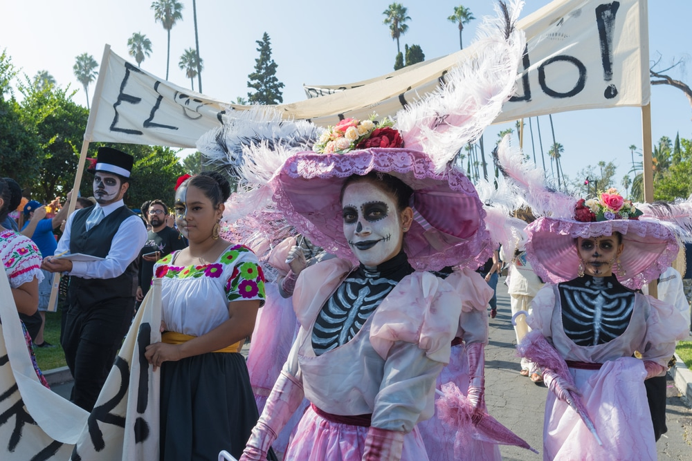 Study Ranks L.A. Among The Best 10 Cities To Celebrate Halloween