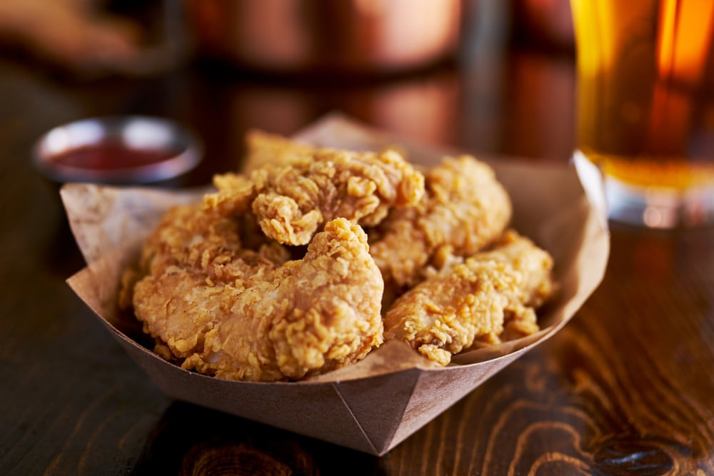 A Chicken Tender Festival Is Coming To L.A. This November