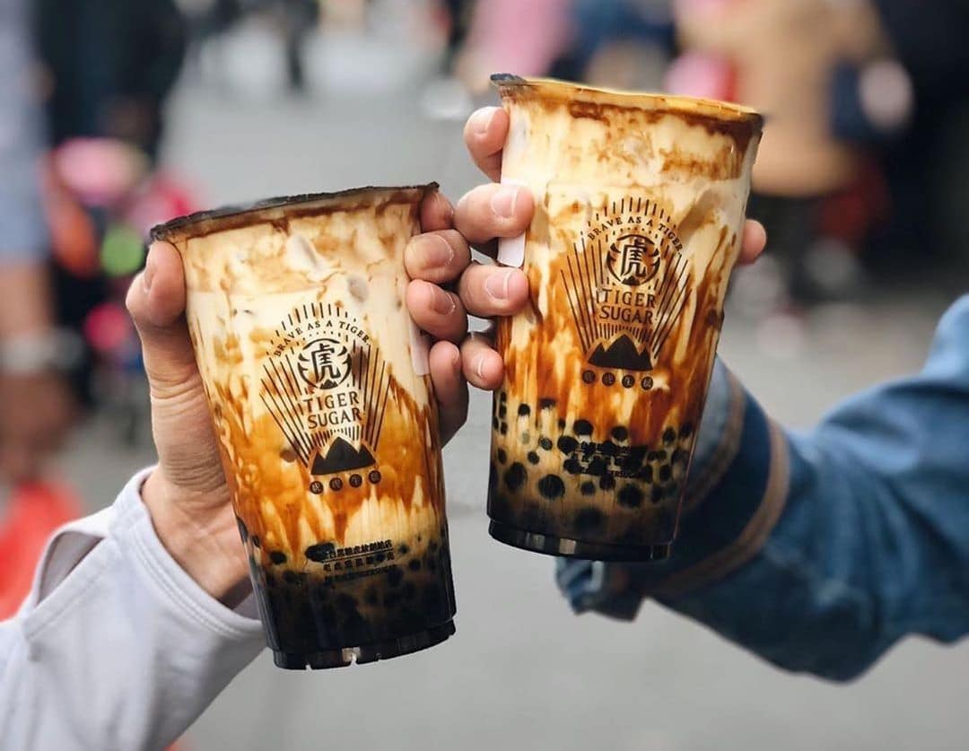 Tiger Sugar Is Bringing Its Famous Brown Sugar Boba To The West Coast Later This Month