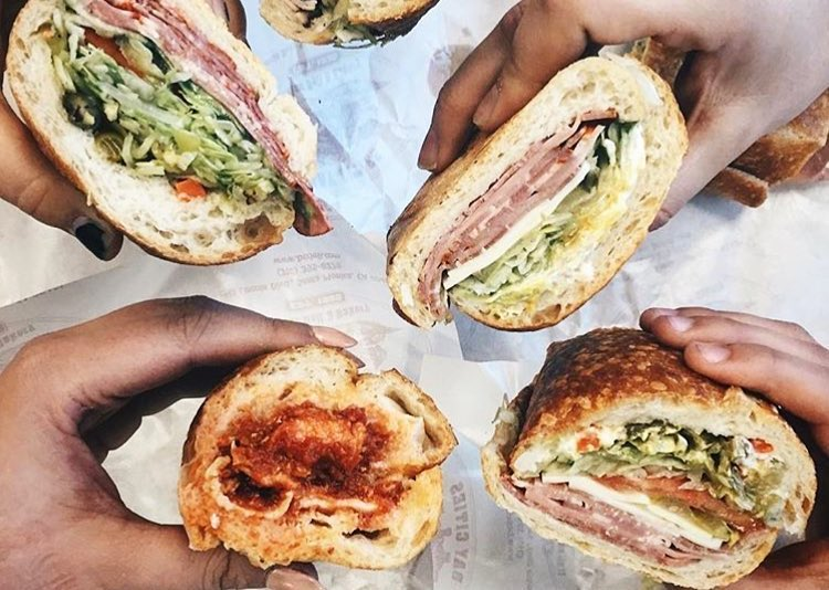 Bay Cities Has Plans To Give Away Hundreds Of Free Godmother Sandwiches This Week