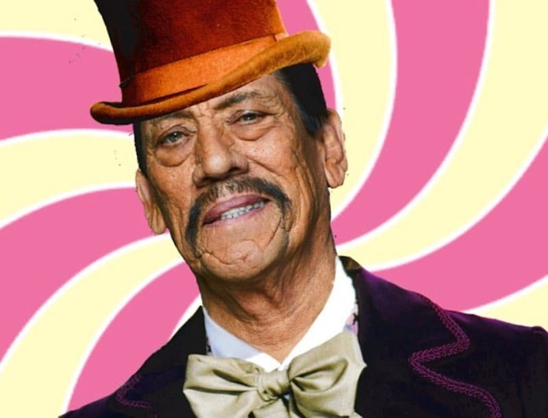 Danny Trejo Is Giving Away Golden Tickets Worth Free Tacos All October Long This Friday