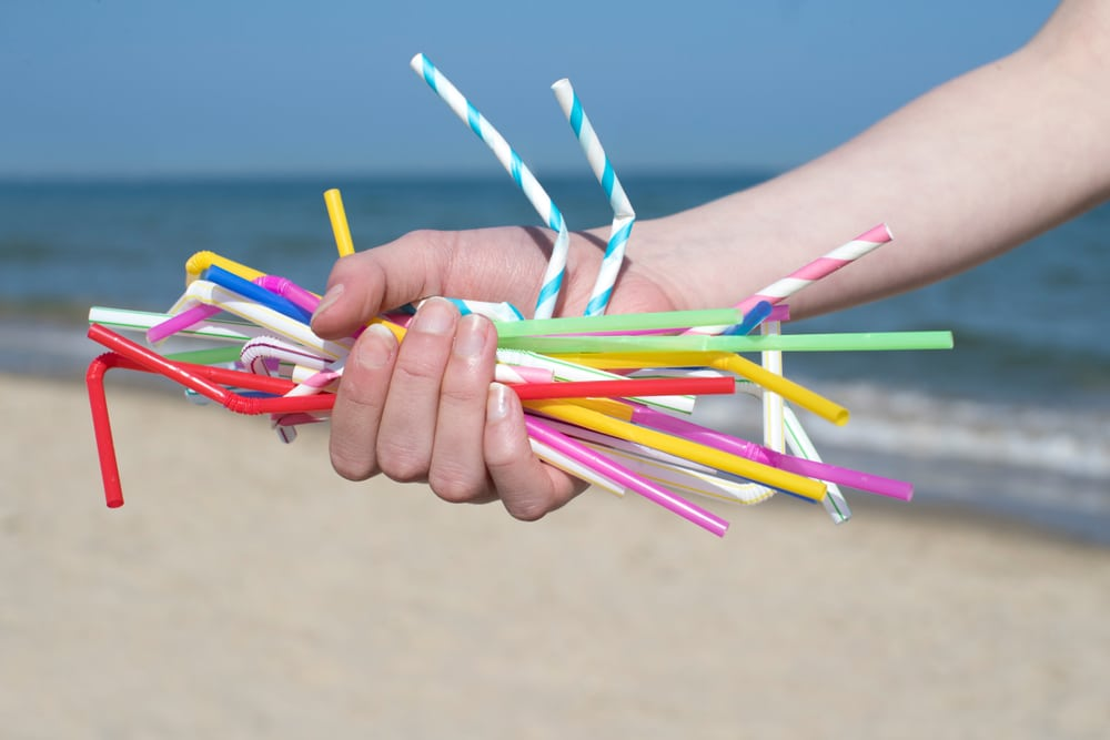 It's Official L.A. – If You Want A Plastic Straw, You'll Have To Ask For It From Now On