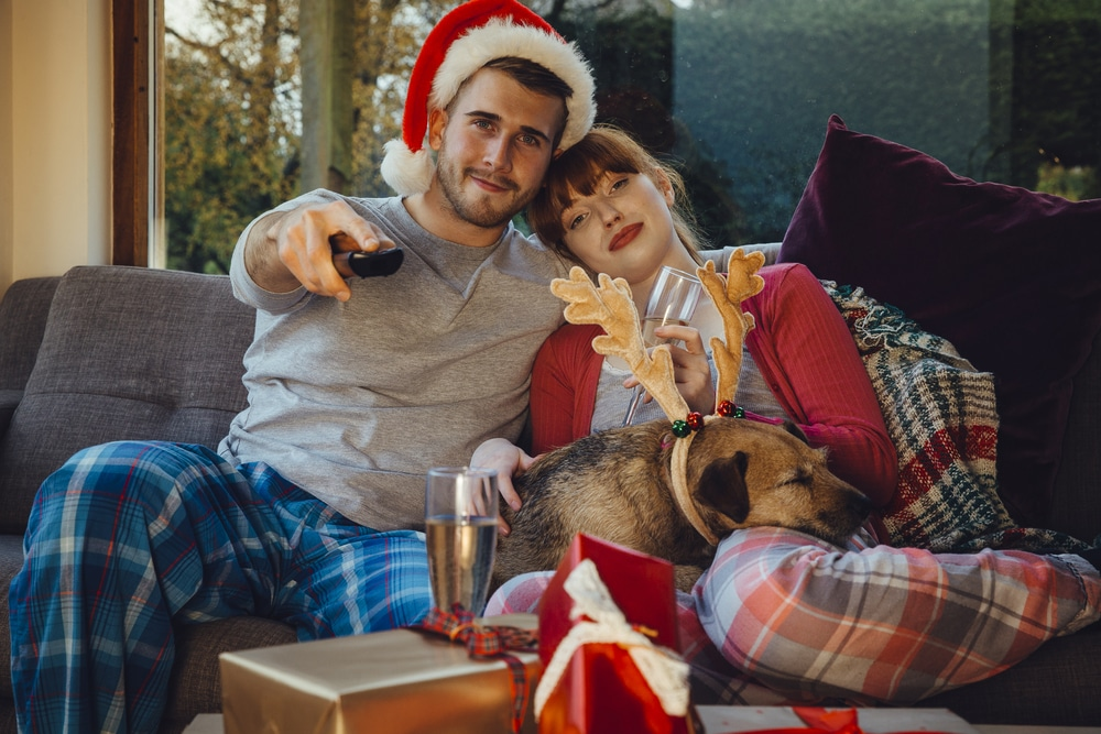 This Company Is Willing To Pay Someone $1000 To Binge 24 Hallmark Christmas Movies