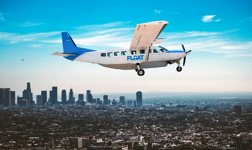 SoCal Residents Will Be Able To Fly Over Traffic In An Air Taxi For $1,250 A Month