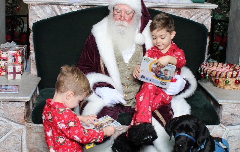 Children With Special Needs Can Create Sensory-Free Memories With Santa This Christmas