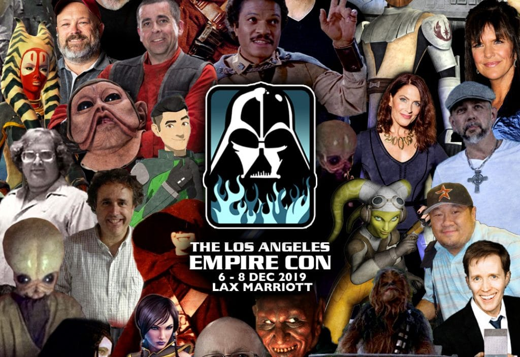 A Three-Day Star Wars Fan Event Is Headed To L.A. This Weekend • Empire Con