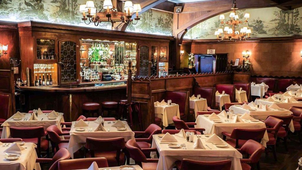 Hollywood's Vintage Eatery Musso & Frank Grill Is Open