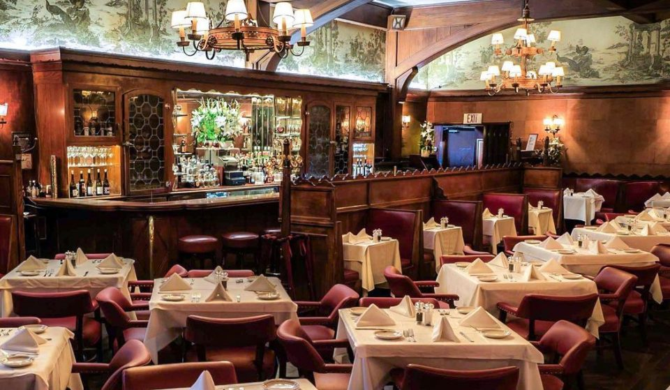 Hollywood's Vintage Eatery Musso & Frank Grill Reopens Today