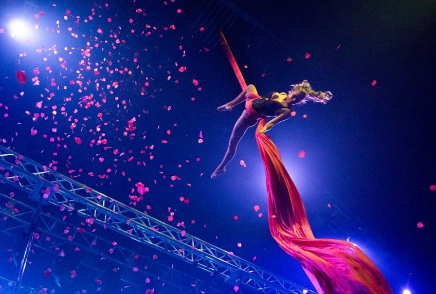 Spice Things Up This Valentine's Day With A One-Of-A-Kind Pole And Aerial Dancing Experience