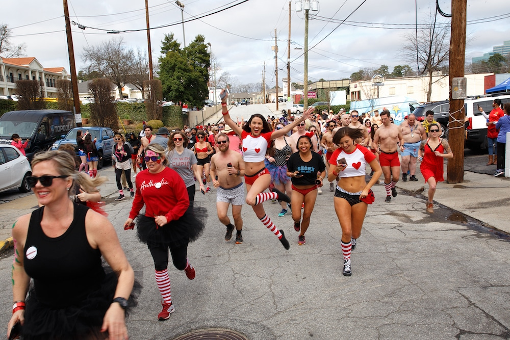Run Around Santa Monica In Your Underwear To Help Find A Cure For A Rare Disease