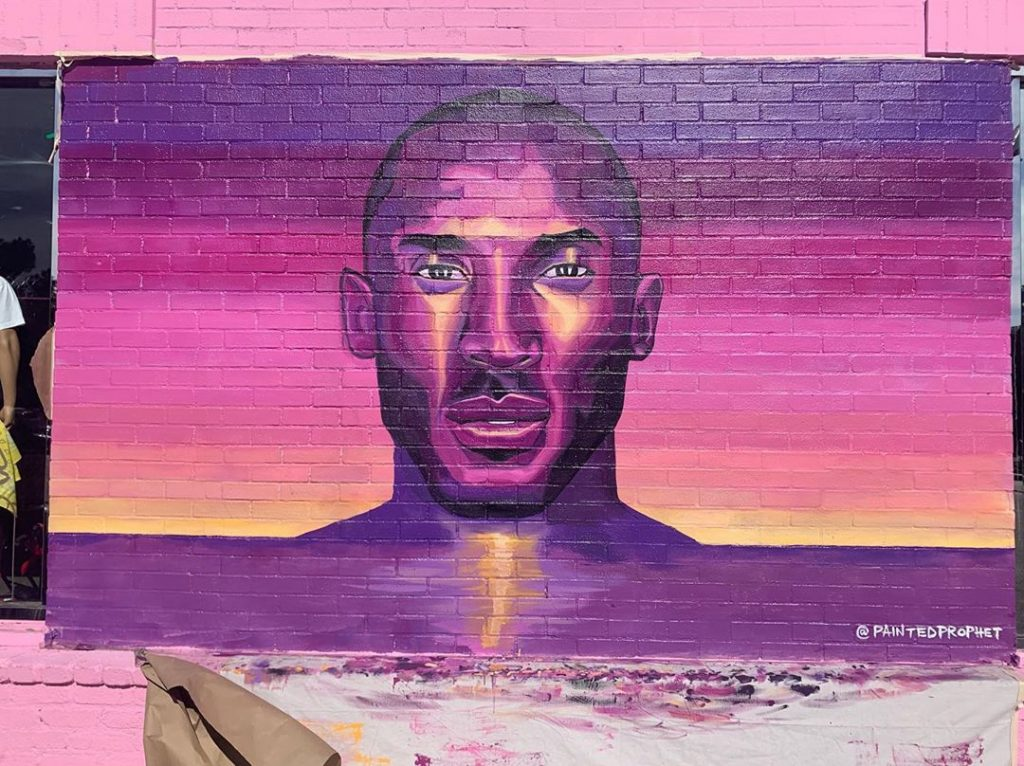 26 Murals Paying Tribute To Kobe Bryant Around L.A. And Where To Find Them