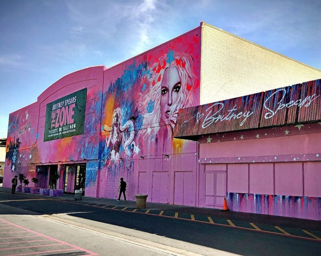 Forget The 'Circus' – A Britney Spears Pop-Up Is In Town And It's Our '90s Dreams Come To Life