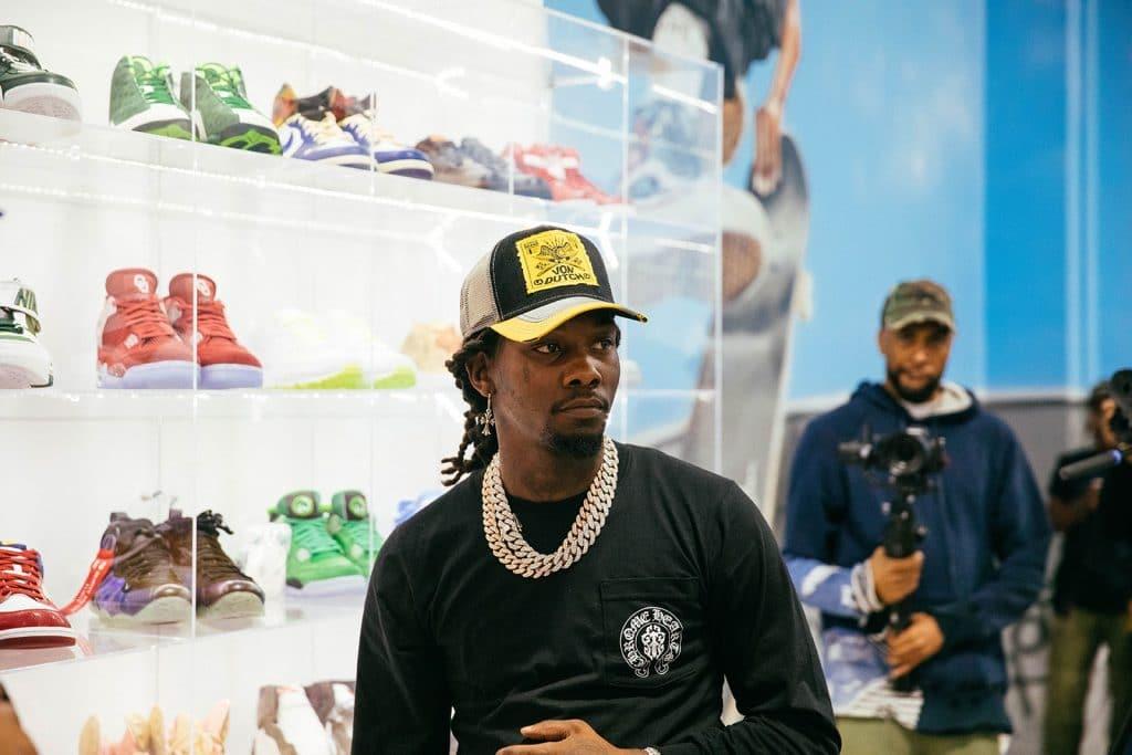LA's Latest Pop-Up Exhibition Is A Sneakerhead's Dream Come True • Sneakertopia