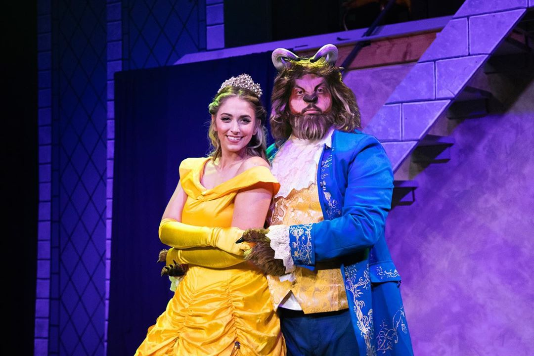 Be Our Guest: Catch The Classic Love Tale Of Disney's Beauty & The Beast In Hollywood!