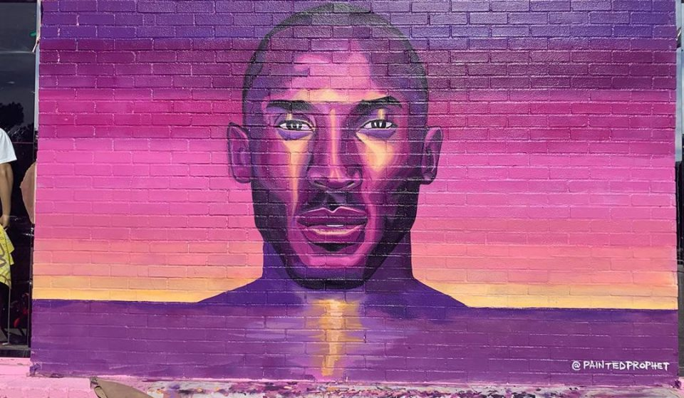Murals Paying Tribute To Kobe Bryant Around L.A. And Where To Find Them