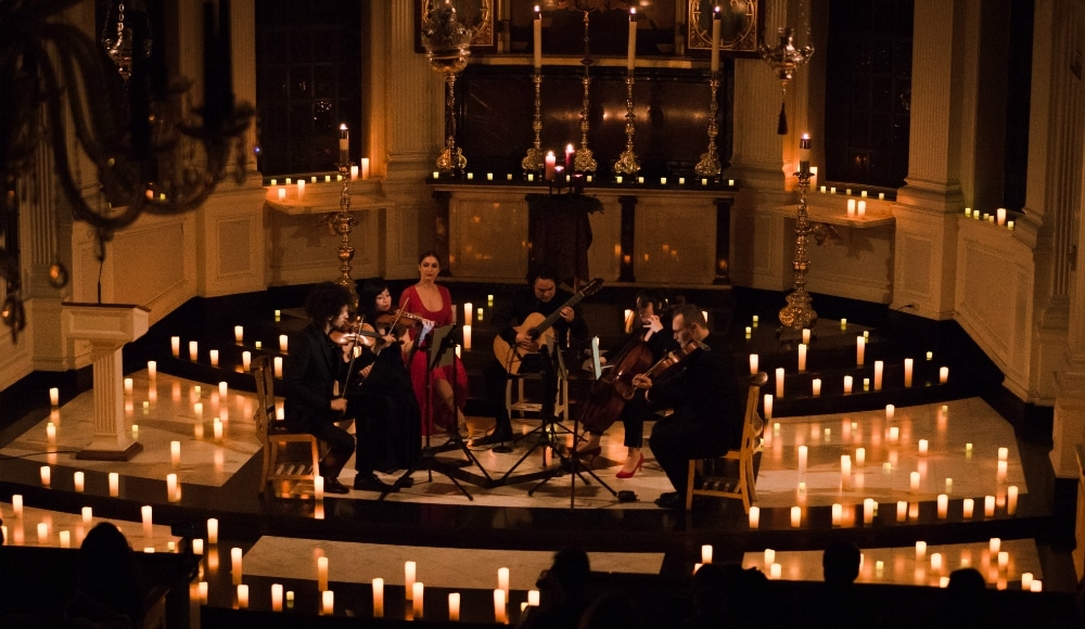 Experience These Gorgeous Classical Concerts By Candlelight In Stunning L.A. Spaces