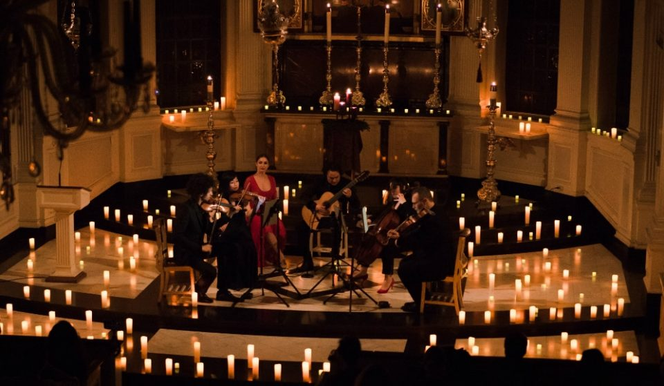 These Gorgeous Classical Concerts By Candlelight Are Returning To L.A. Next Year
