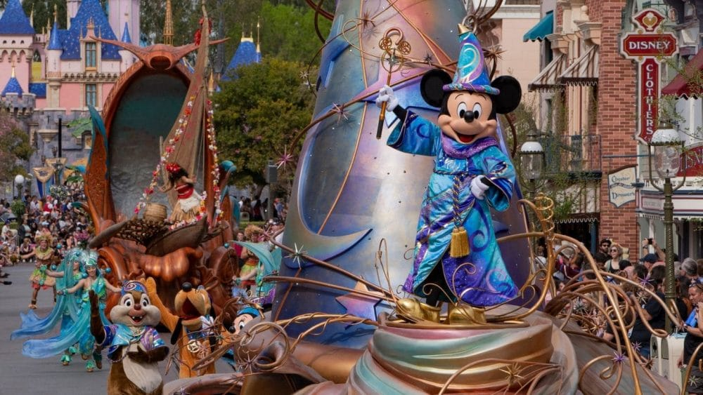 Disney's Spectacular New Parade Can Now Be Streamed From Home