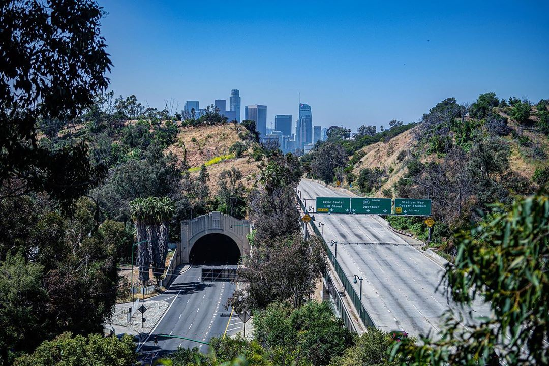 15 Gorgeous Views Angelenos Now Have Thanks To Clearer Skies
