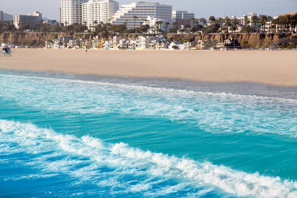 L.A. County Has Closed All Beaches Through The End Of April