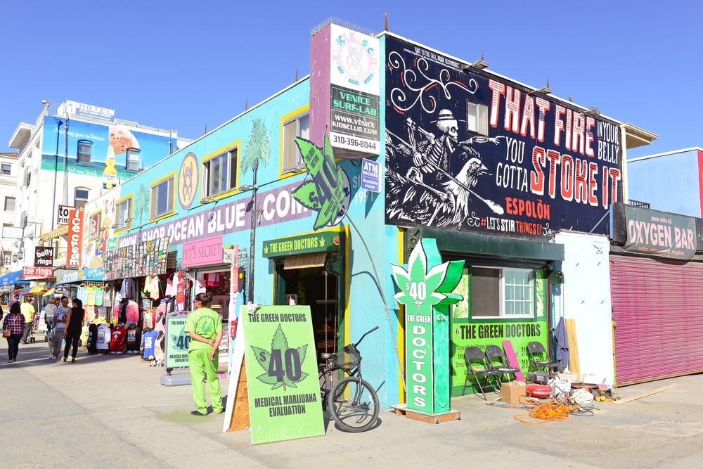 Don't Worry Angelenos, Cannabis Dispensaries Have Been Deemed 'Essential'