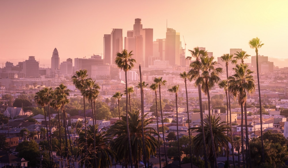Mayor Eric Garcetti Issues 'Safer At Home' Order For L.A. Residents Until April 19, Effective At Midnight