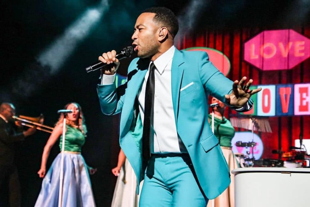John Legend, Chris Martin, And Other Artists Stream Live Concerts To Encourage Staying At Home