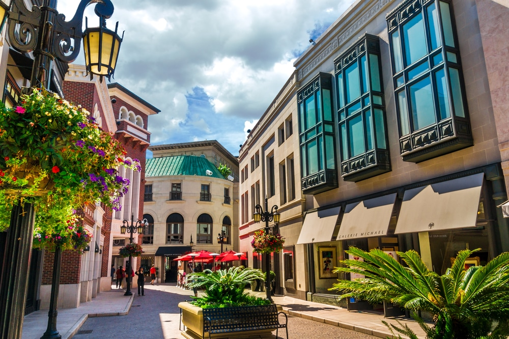 Beverly Hills Officially Shuts Down Rodeo Drive