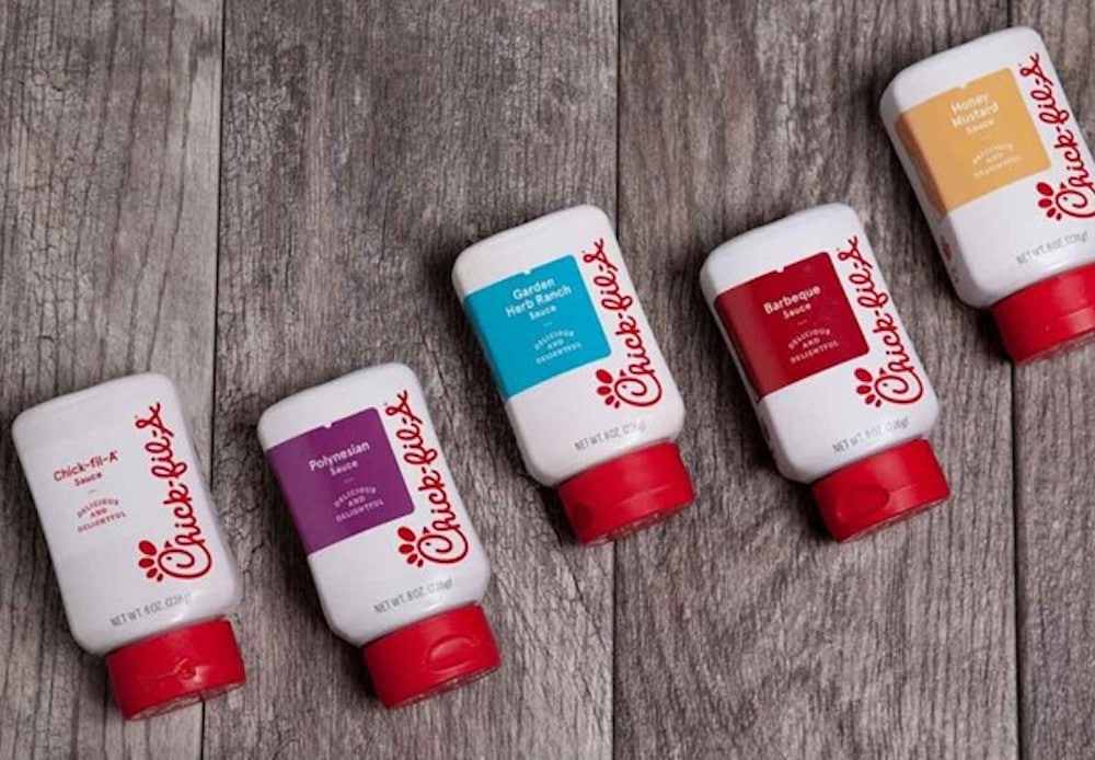 You May Be Able To Buy Chic-fil-A's Addicting Sauce By The Bottle Later This Year