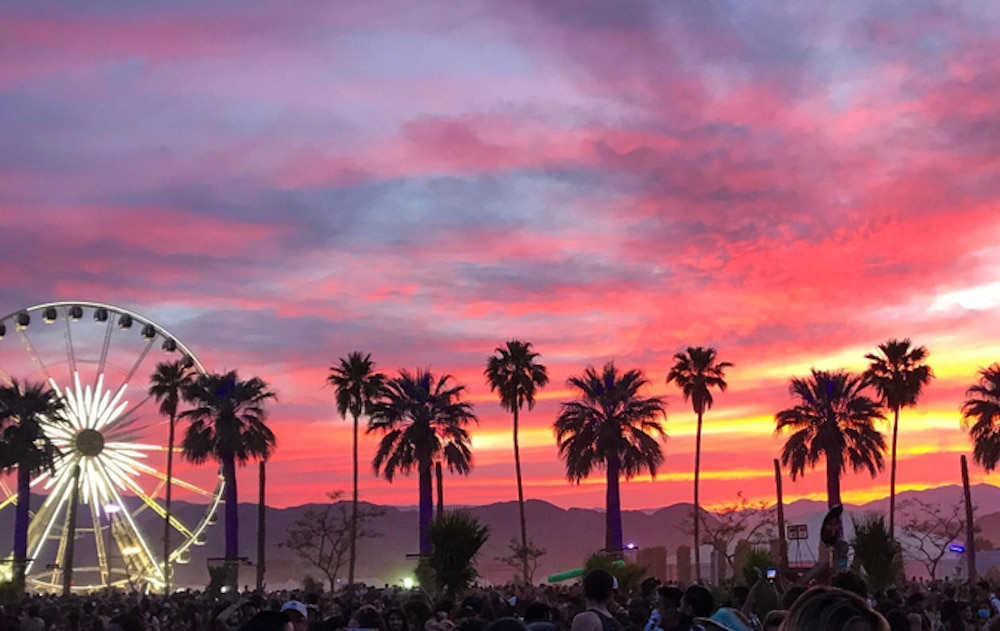 Coachella Has Been Postponed To October Due To Coronavirus Concerns
