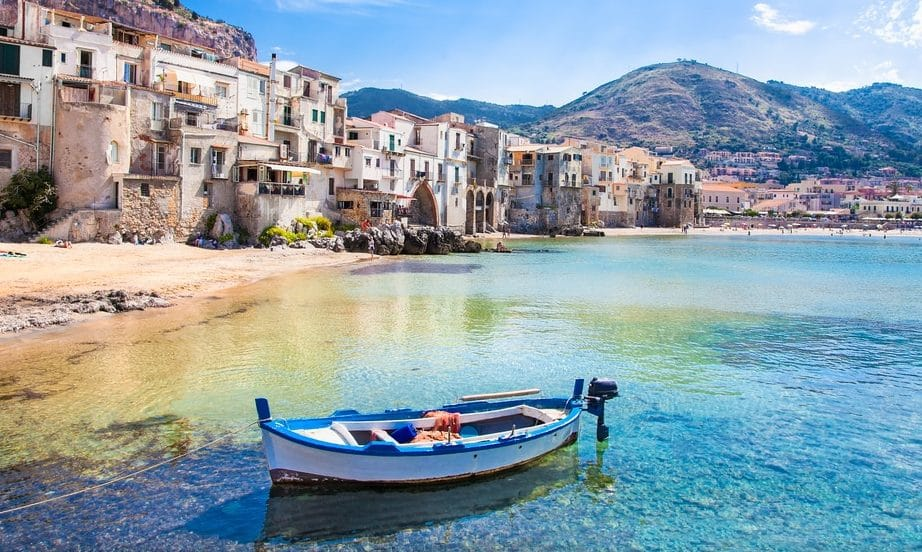 Sicily free holiday