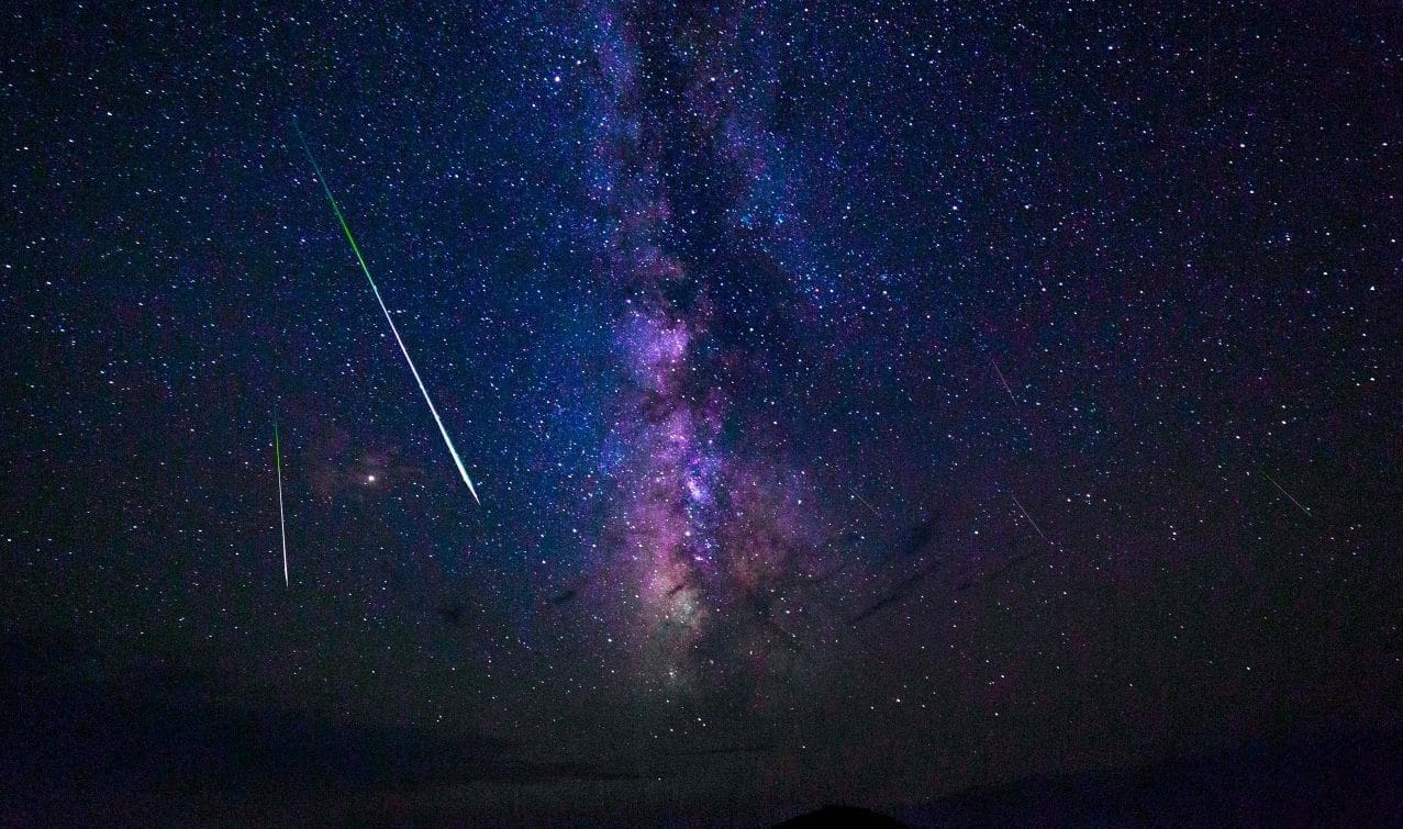 Next Week A Meteor Shower Will Turn The Skies Into A Dazzling Display Of 'Shooting Stars'
