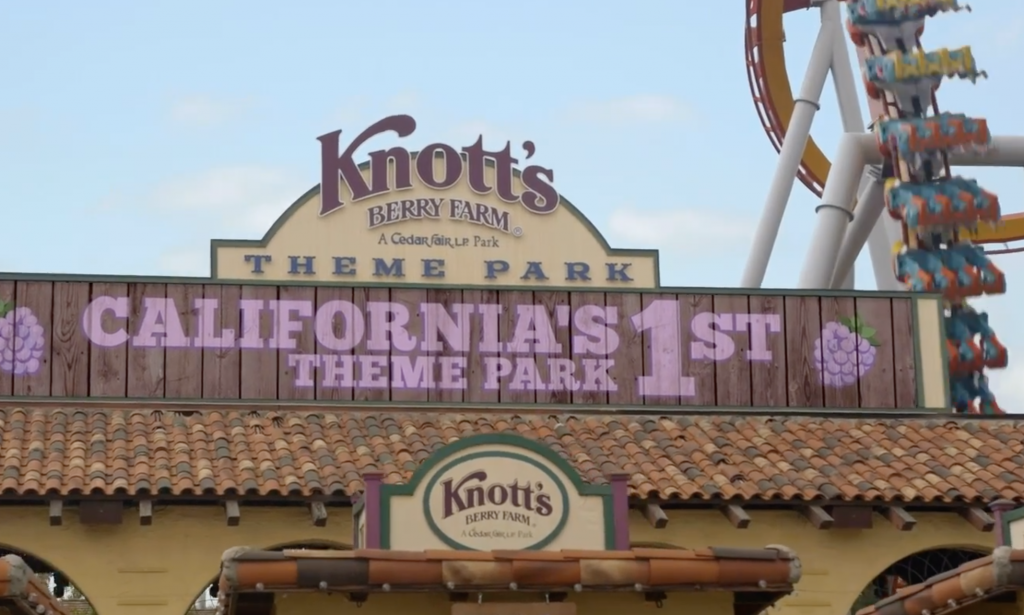 Knott's Berry Farm Has Reopened And The 100th Anniversary Celebrations Have Begun
