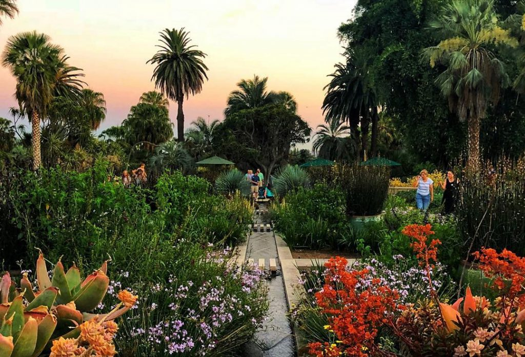 Gorgeous Botanical Gardens That Are Open Right Now Secret Los Angeles