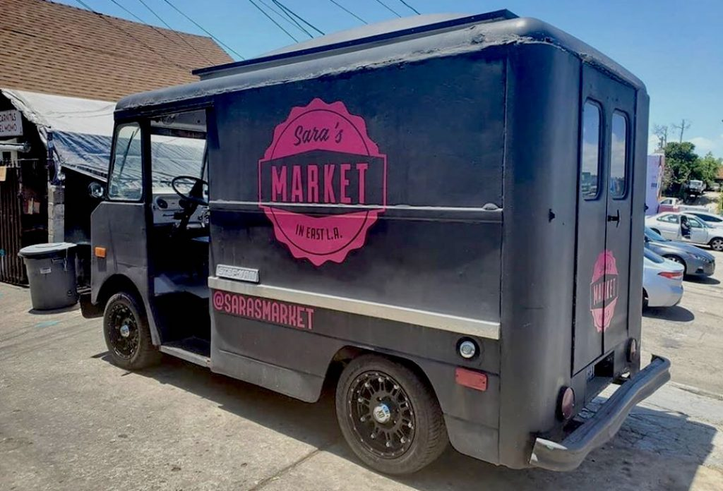 L.A.'s First Liquor Truck Is Selling Booze On The Streets