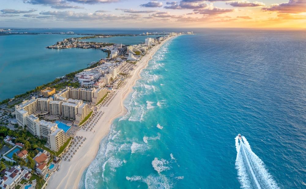 cancun tourism campaign
