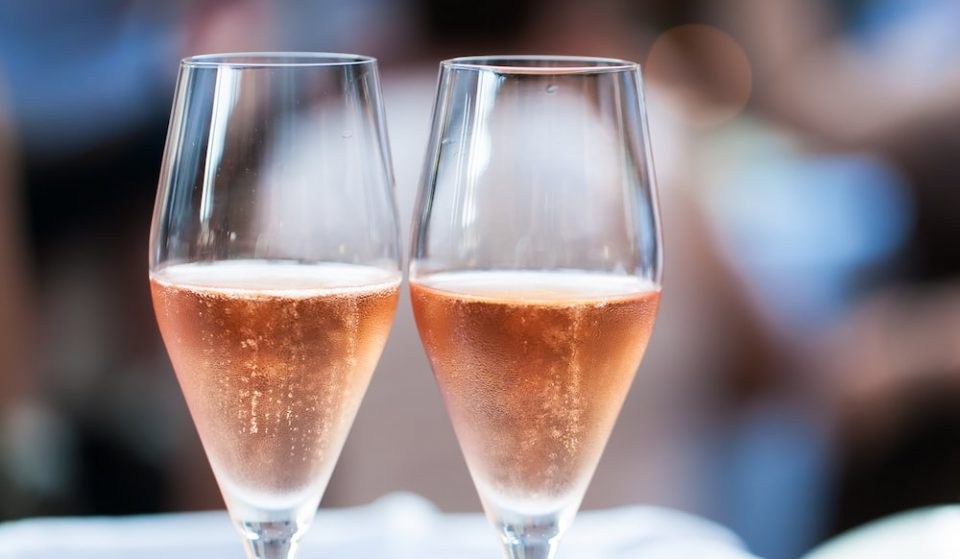 Pink Prosecco Is Now A Thing, And It's The News We All Needed