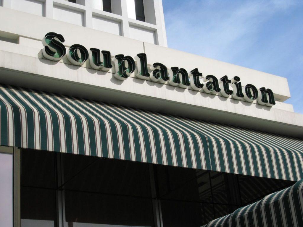 souplantation closed
