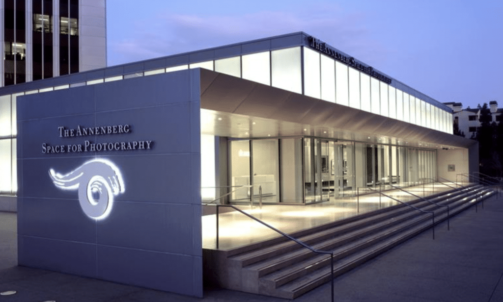 The Annenberg Space For Photography Closes Permanently