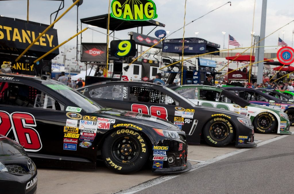 NASCAR Has Officially Banned The Confederate Flag From Its Races