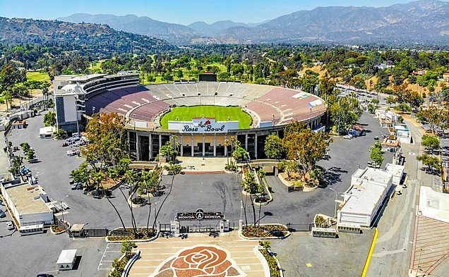 Rose Bowl Will Be Turning Into A Drive-In During The Month Of July