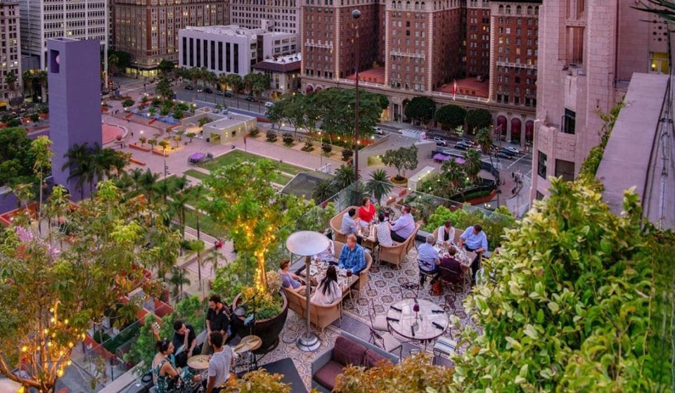Perch And Its Incredible Rooftop Setting Is Now Open For Dine-In Service