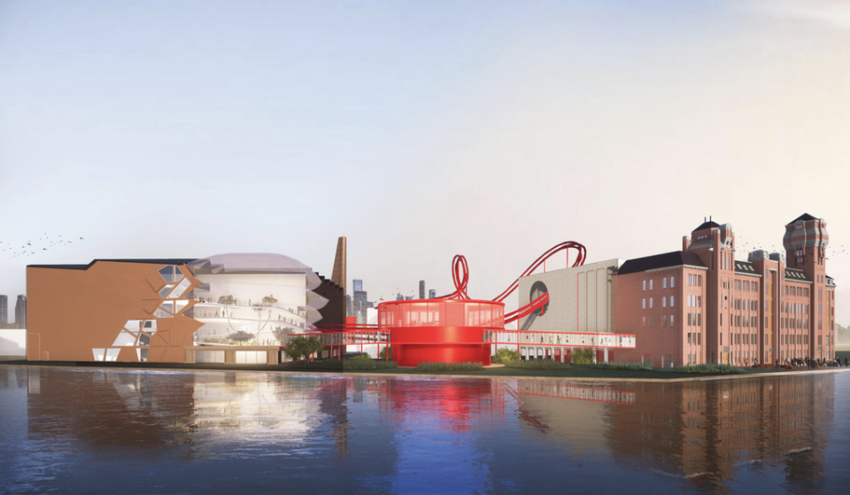 A Willy Wonka-Inspired Mega Chocolate Circus Is Coming To Amsterdam