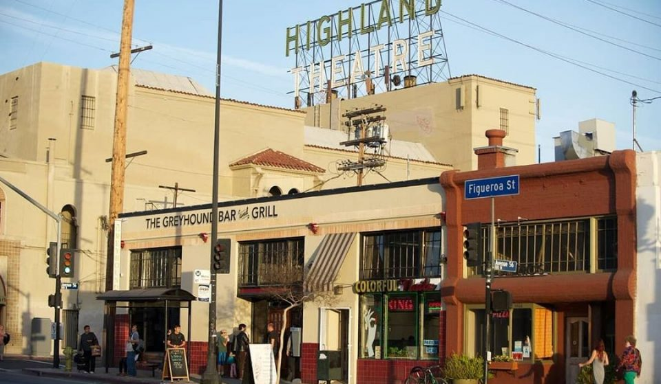 The Greyhound Bar & Grill In Highland Park Will Be Giving Out Free Food And Donating To BLMLA