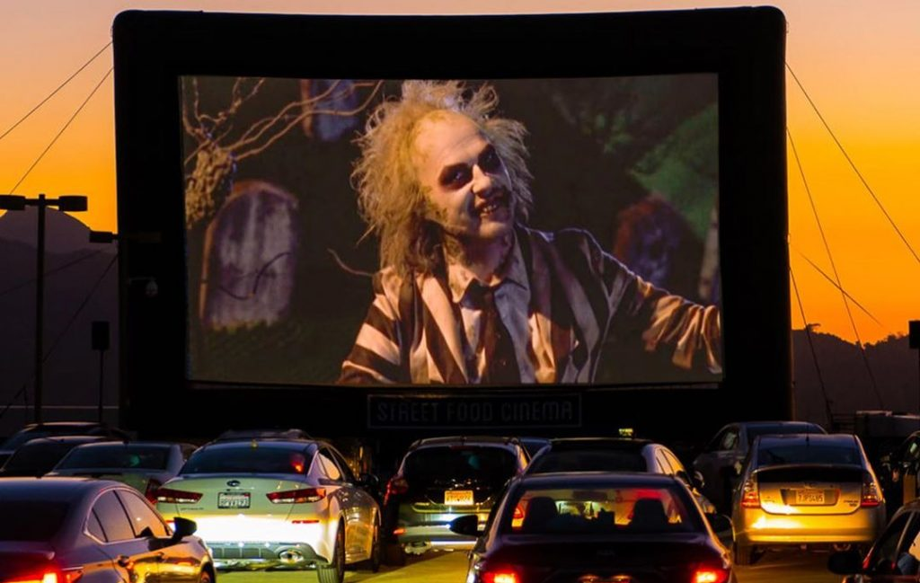 Street Food Cinema Is Adding Halloween Classics To Their Drive-In Series