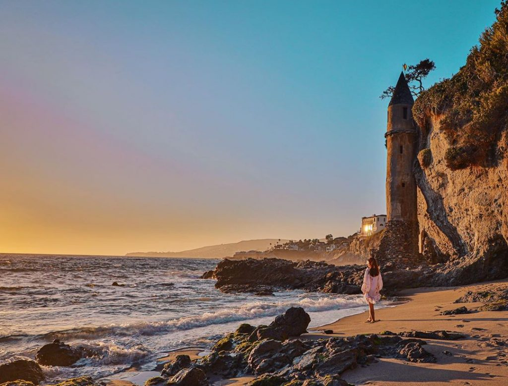 Cliffside Havens That Feel Like Your Own Private Beach In SoCal