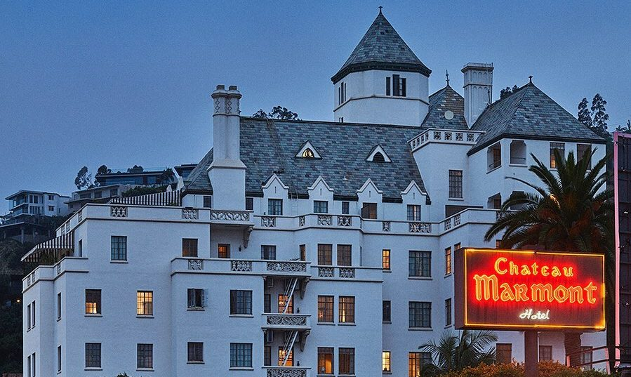 L.A.'s Chateau Marmont To Become A Private Club